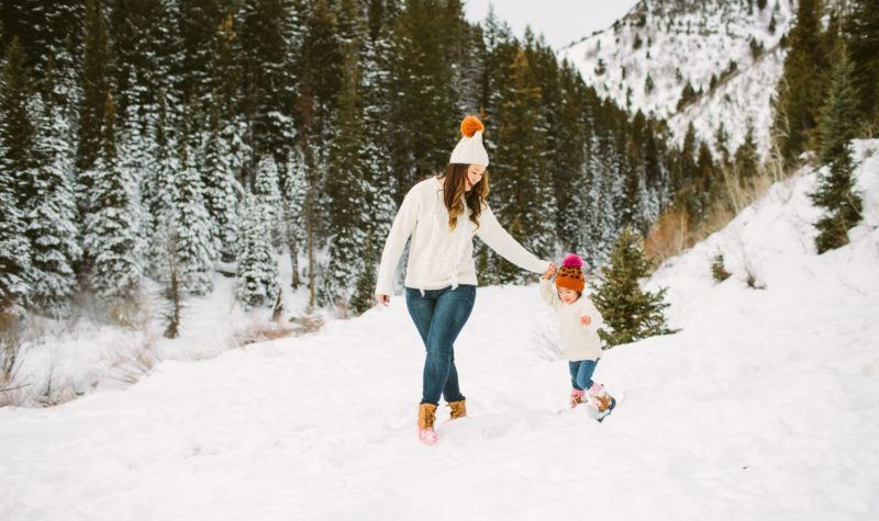 The Ultimate Stylish Snow Boots Guide For Winter: Boots For The Whole Family