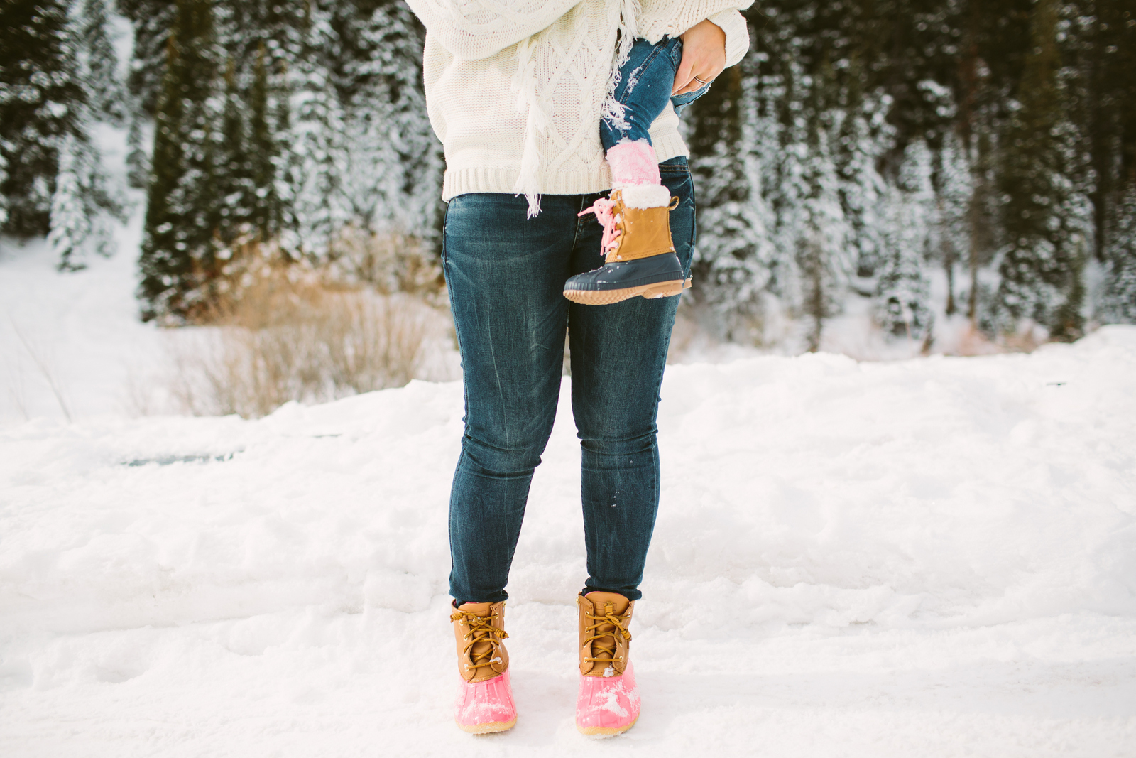 Stylish Snow Boots for the Family