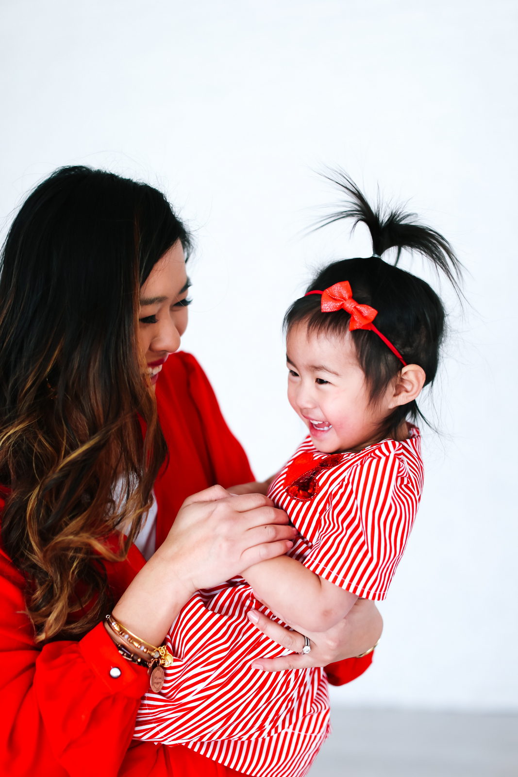 Mommy and Me Valentine's Day Outfit