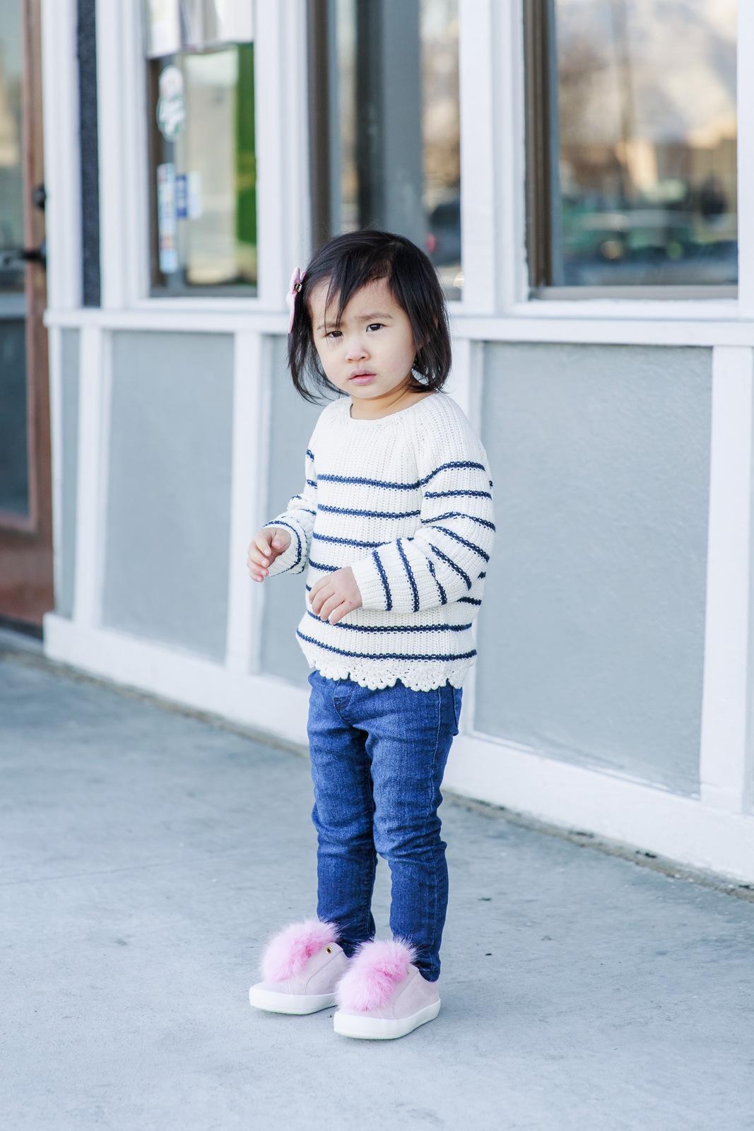 Shop Kids Shoes pom pom shoes
