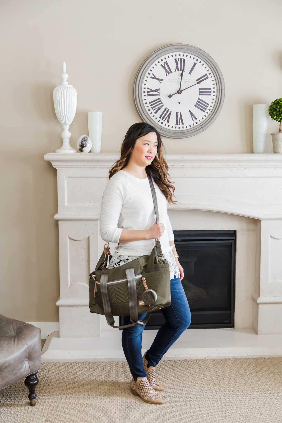 designer diaper bags review skip hop suite sandy a la mode. Black Bedroom Furniture Sets. Home Design Ideas