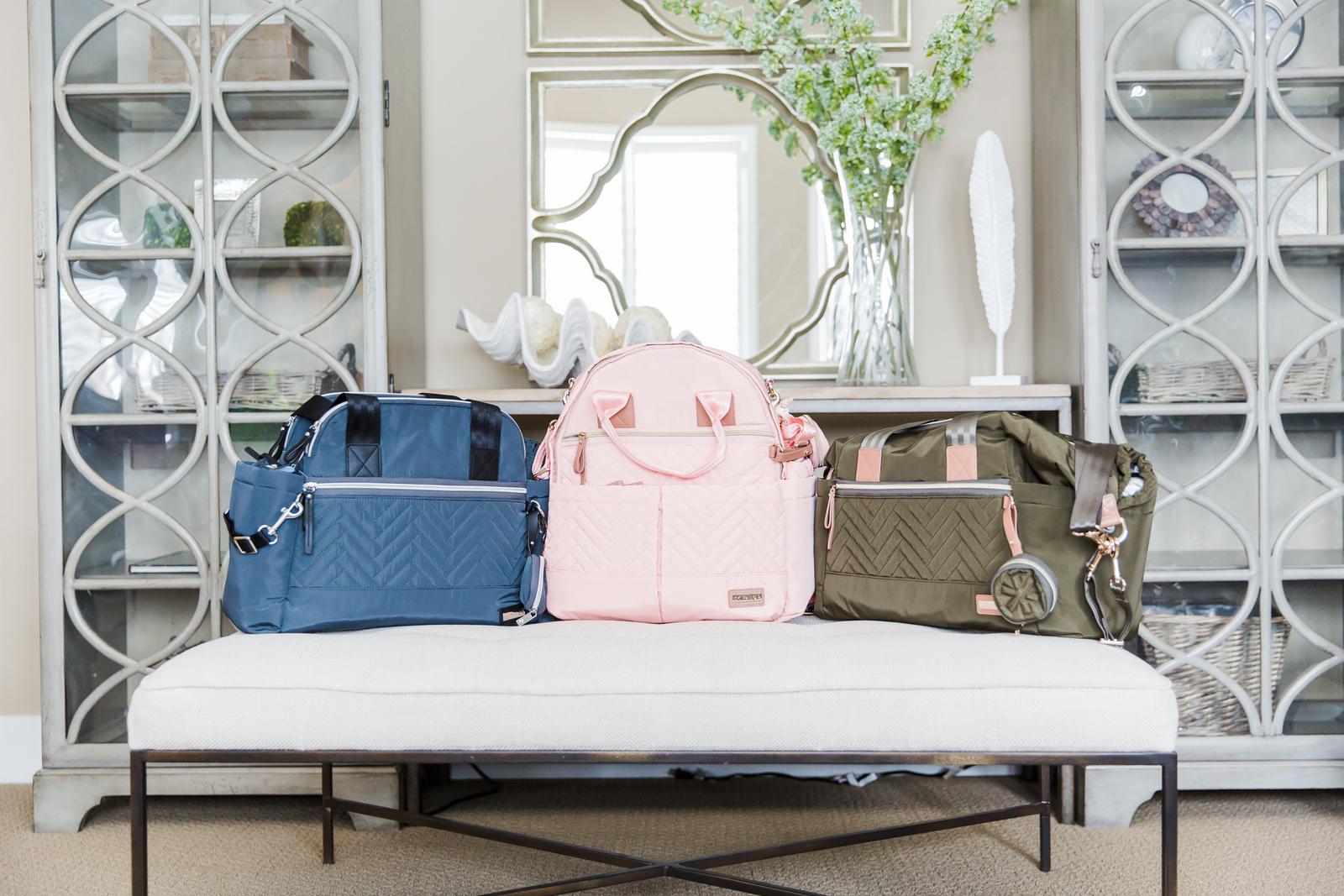 Skip Hop Suite Designer Diaper Bags Review