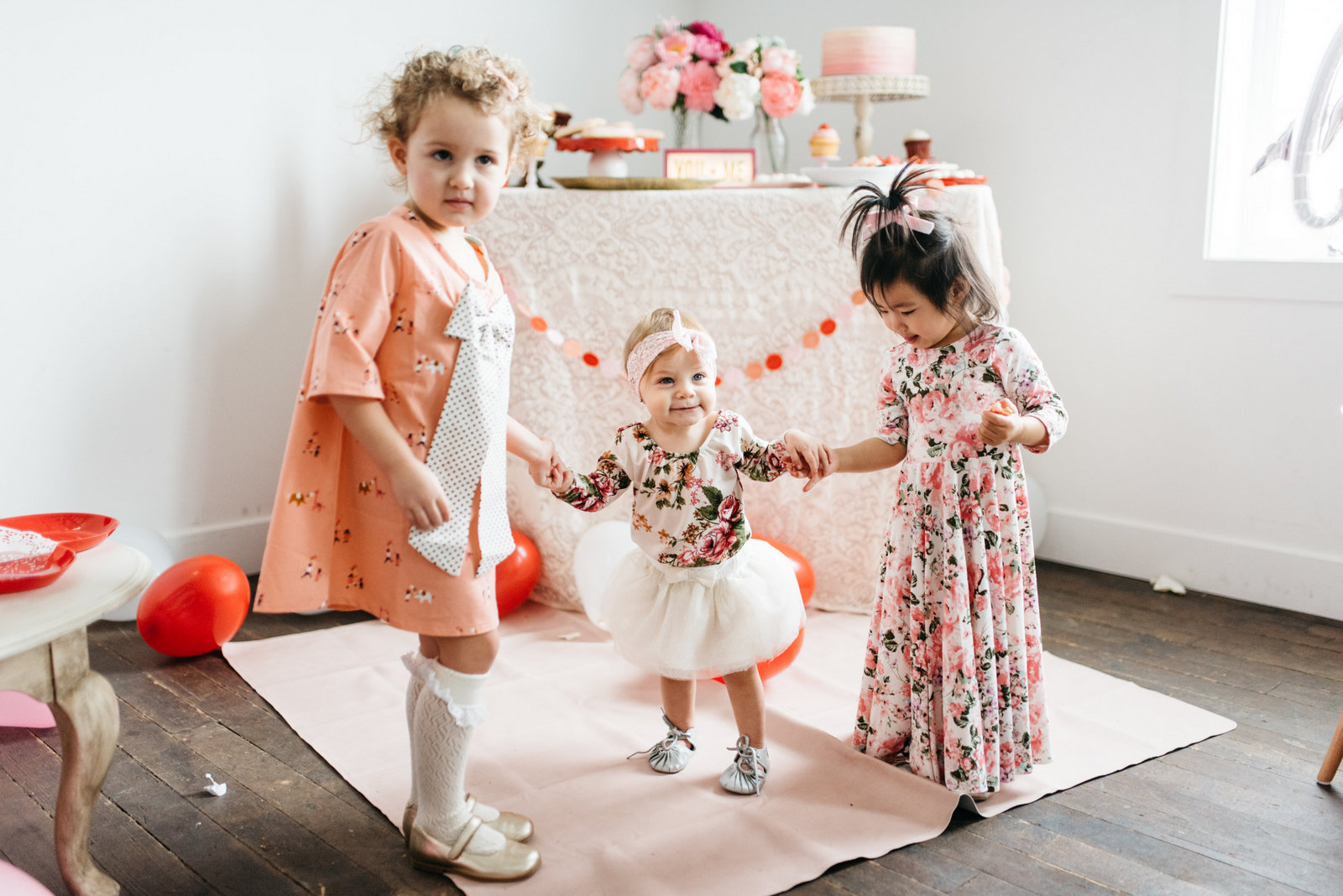 Family Valentine's Day Ideas: Dressed Collective Kids Clothes