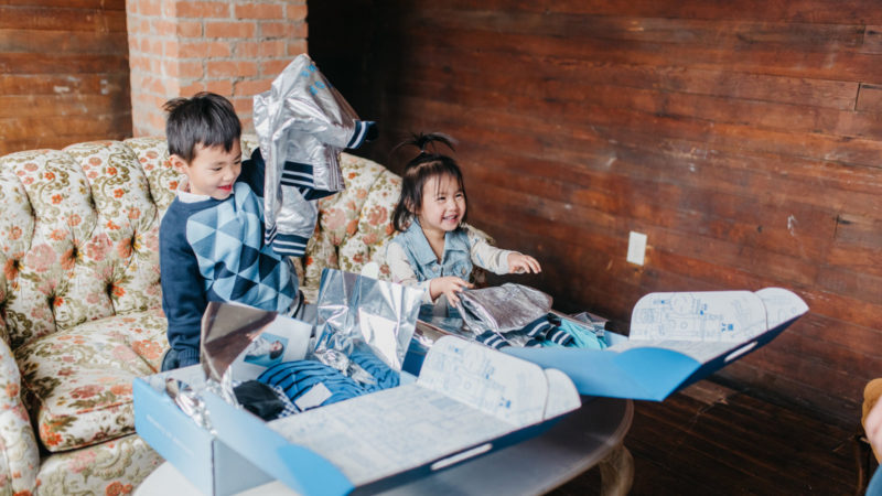Rockets of Awesome: A Fun Kids Clothing Subscription Box
