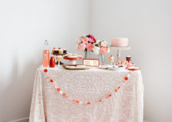 The Cutest Family Valentines Day Party Ideas