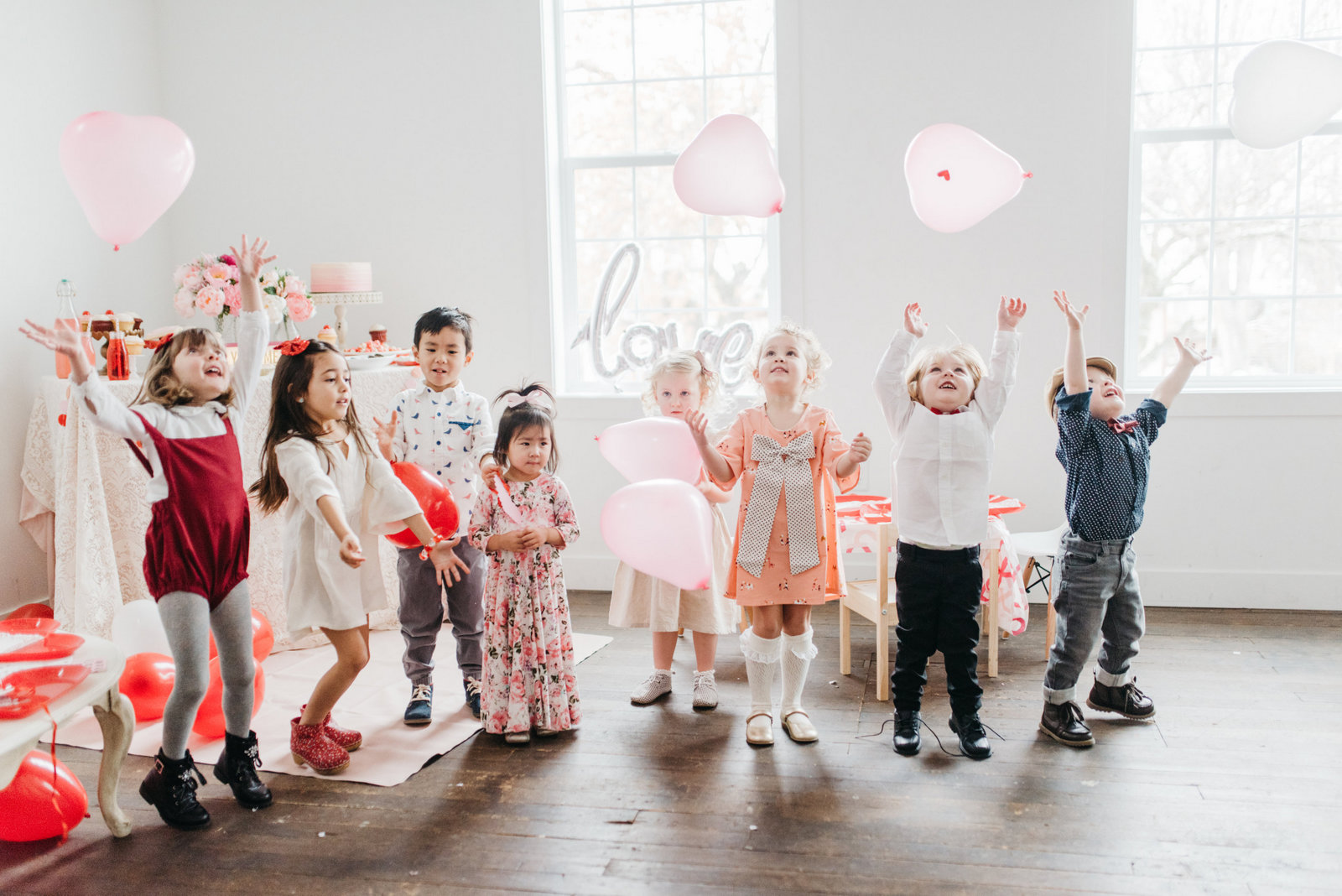Family Valentine's Day Ideas: Valentine's outfits for kids