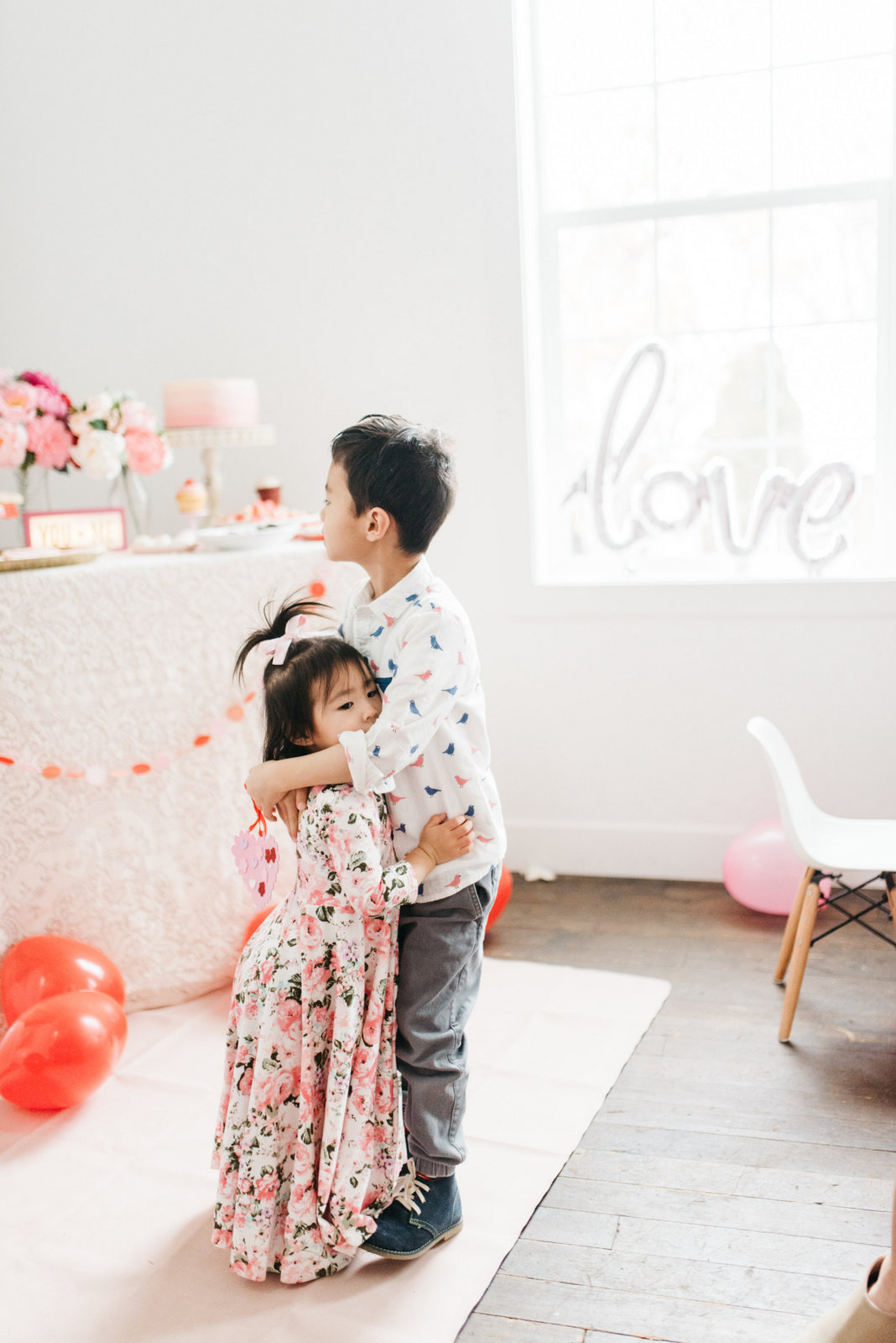Family Valentine's Day Ideas: Kid's Fashion