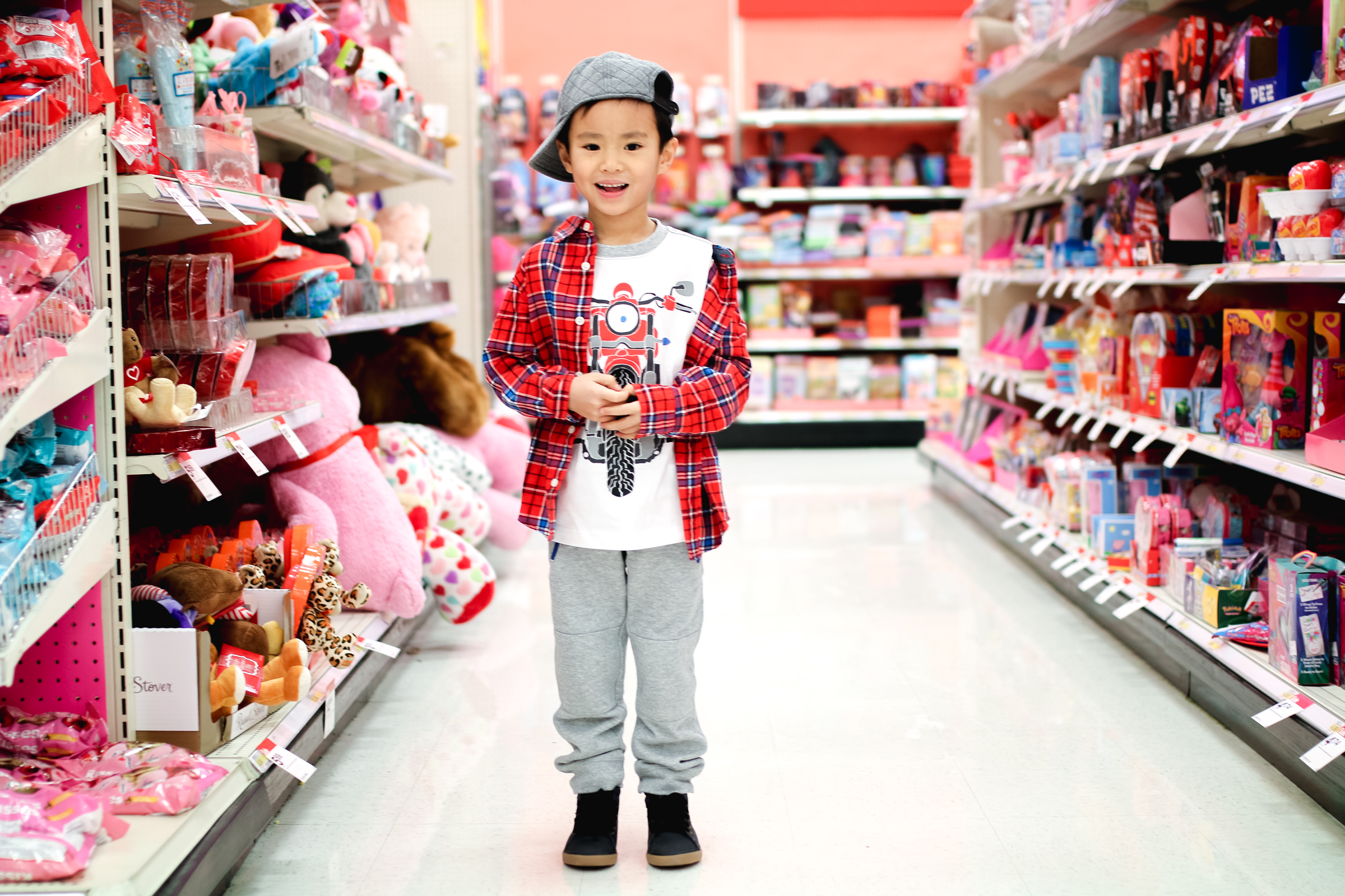 Valentine's clothing for kids