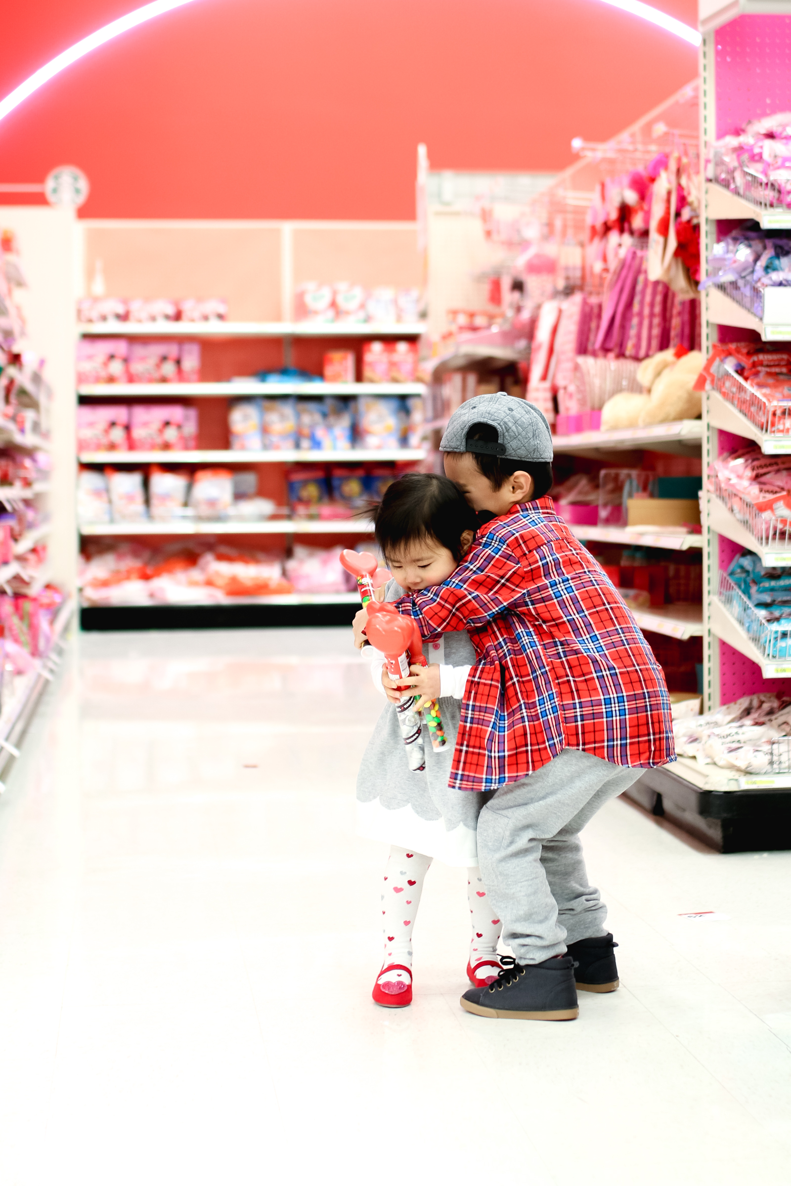 Valentine's Day clothing for kids