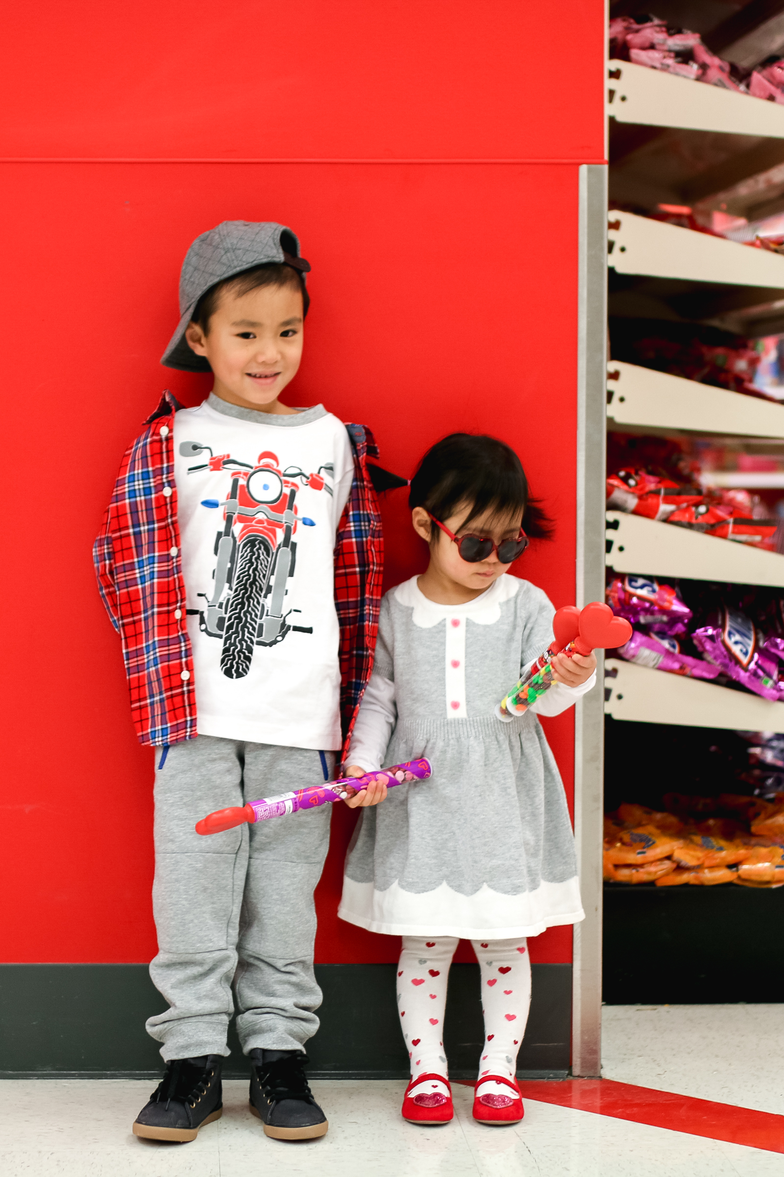 Gymboree Valentines outfits