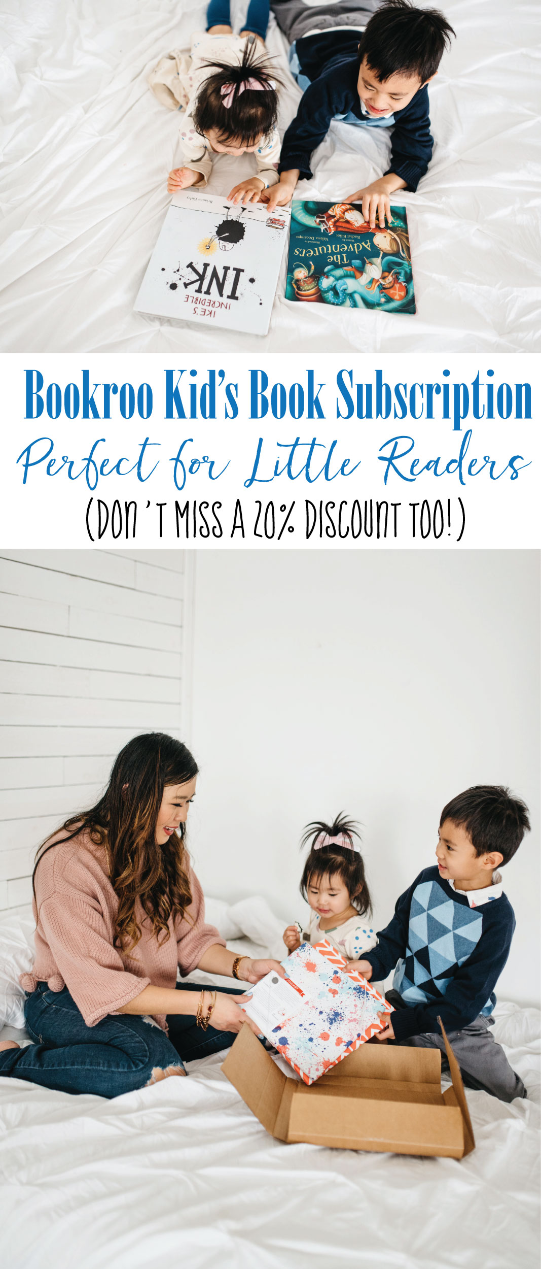 Bookroo Kid's Book Sybscription