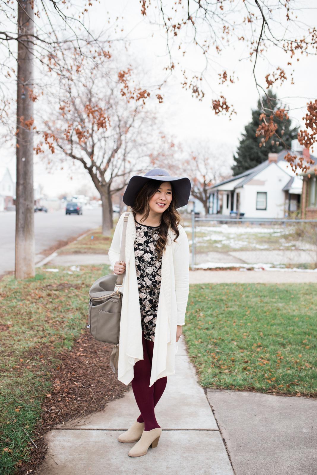 Evy's Tree Luxury hoodie: The Diana Wrap