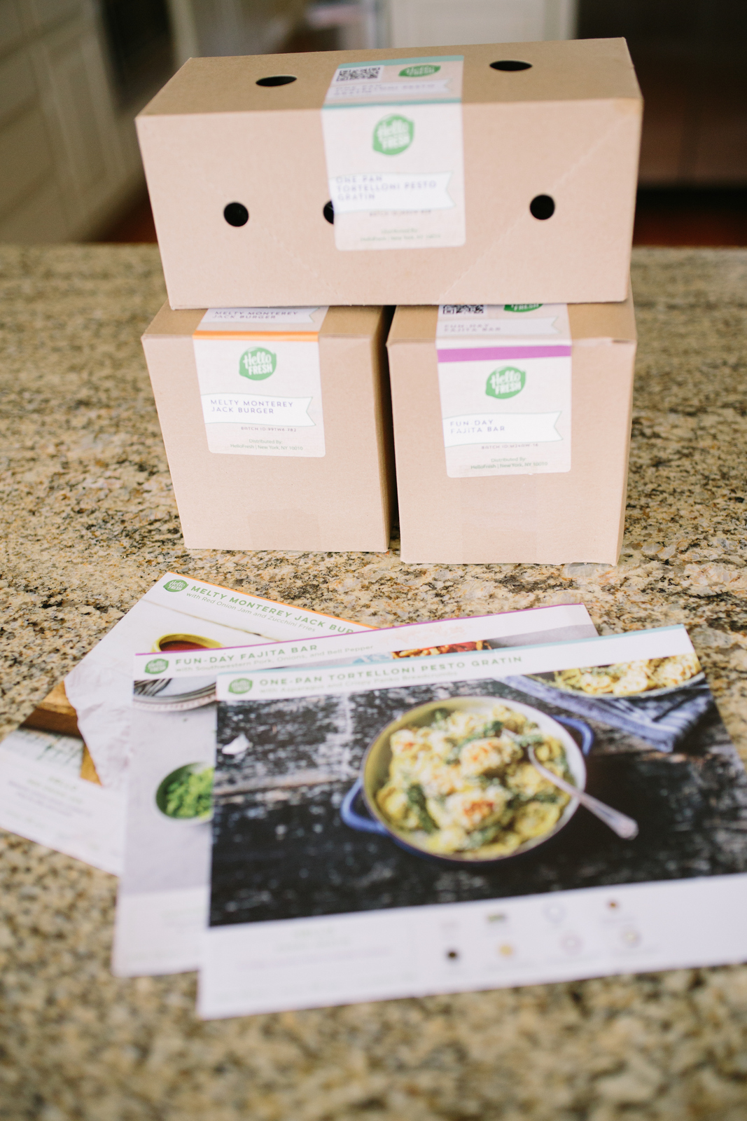 The Ultimate Hello Fresh Review With a Coupon by lifestyle blogger Sandy A La Mode
