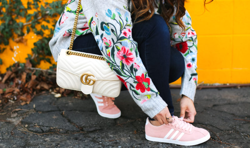 Dressing Up The Perfect Sneakers: Adidas NEO