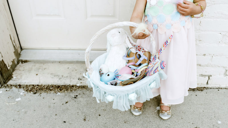 9 Cute Items To Fill Your Toddler Girls Easter Basket – Mamas and Minis Collective
