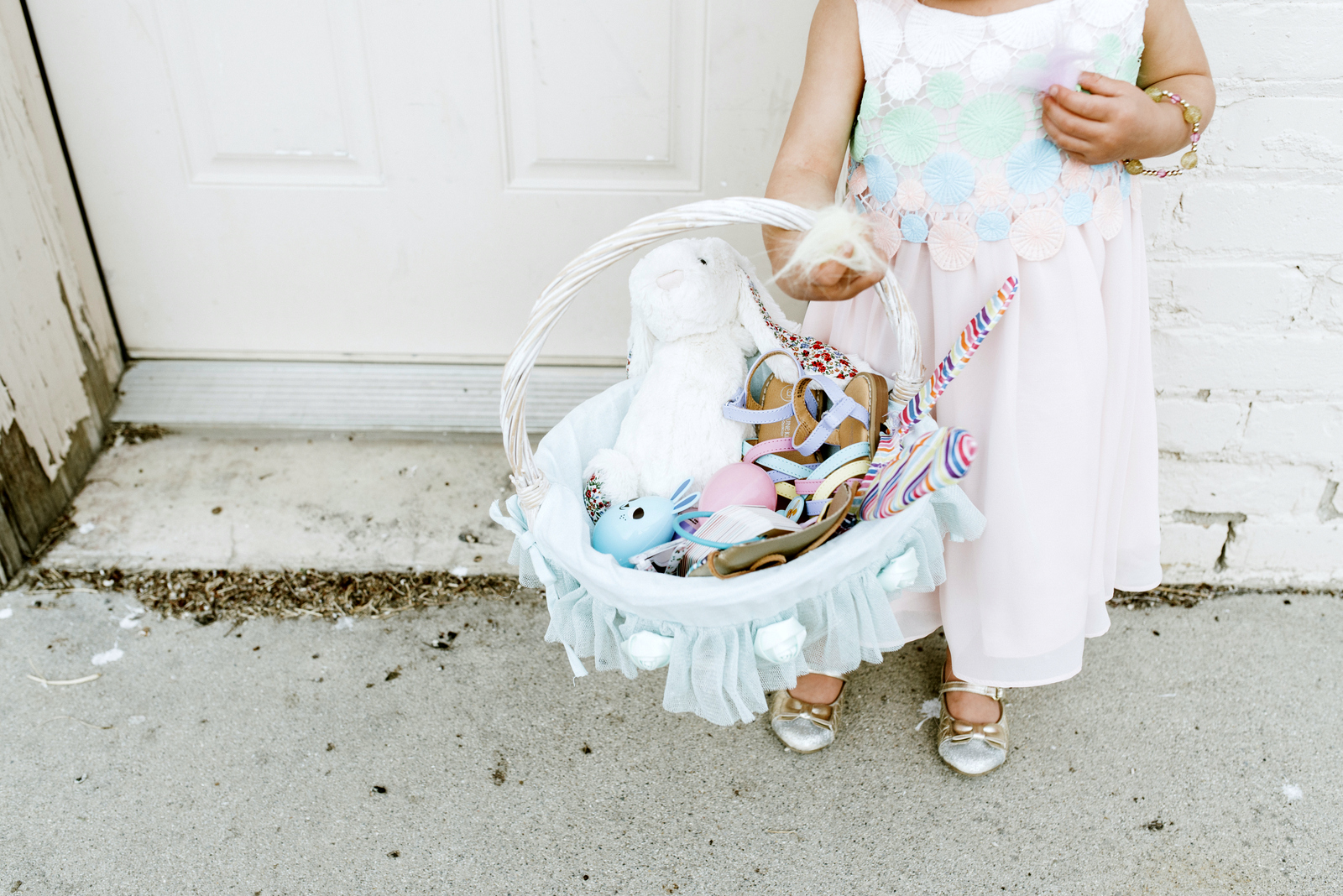 9 Cute Items To Fill Your Toddler Girls Easter Basket