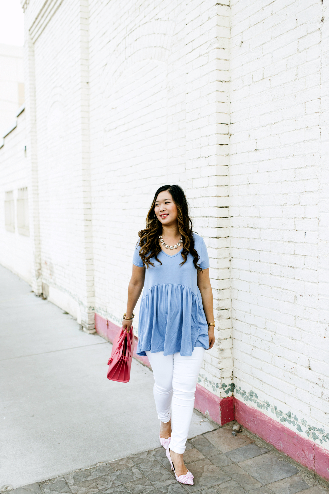 Tunic Styles For Day To Night by fashion blogger Sandy A La Mode