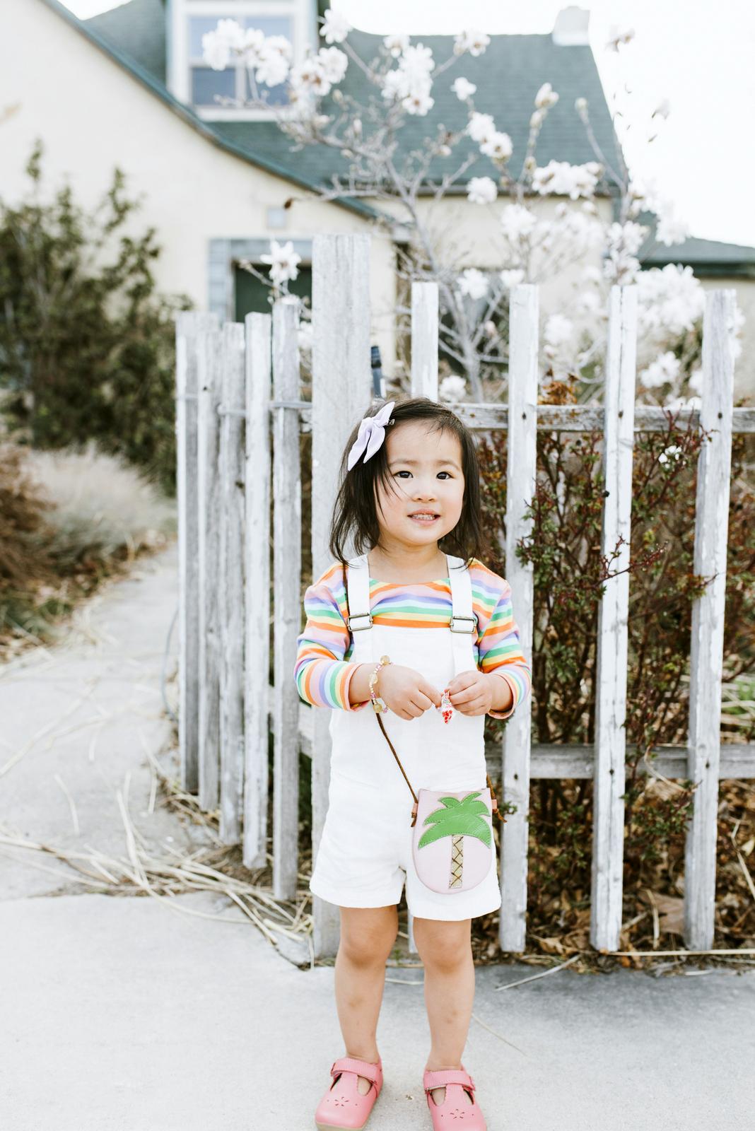 Bobux Toddler Sandals by fashion blogger Sandy A La Mode