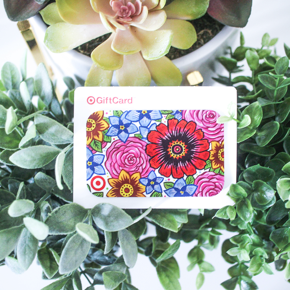 The Top 13 Target Must-Haves: Target gift card giveaway