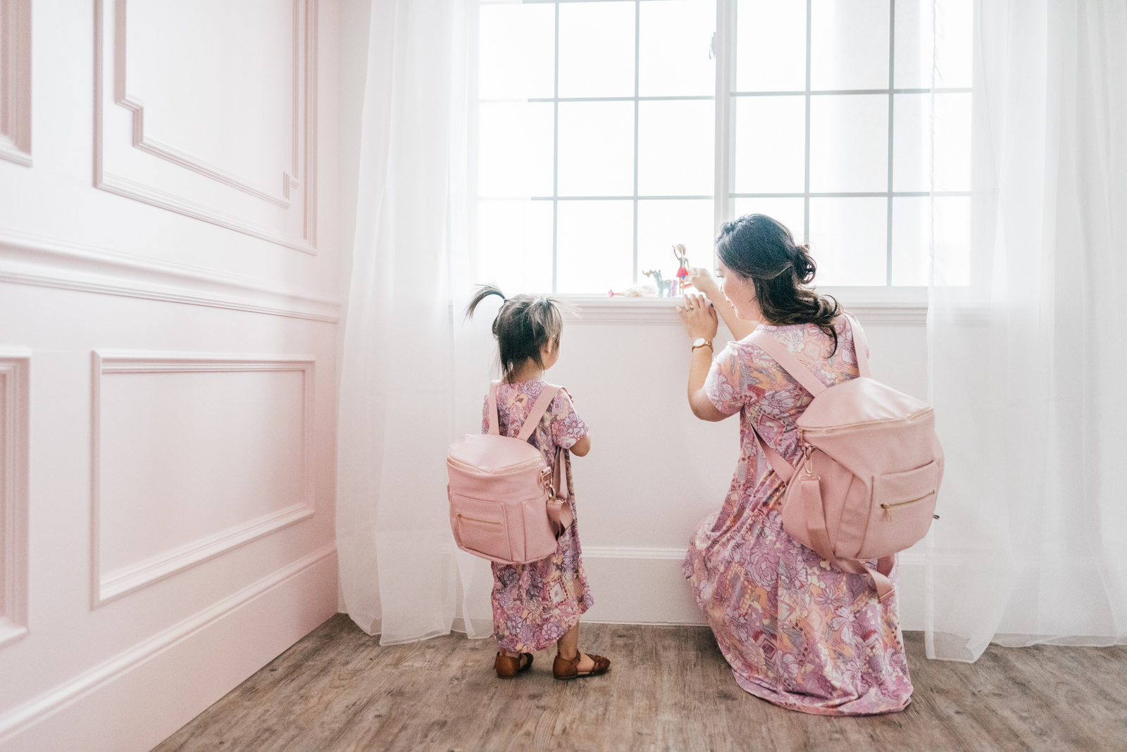 Mommy and Me Outfits: The Ultimate Shopping Guide by fashion blogger Sandy A La Mode