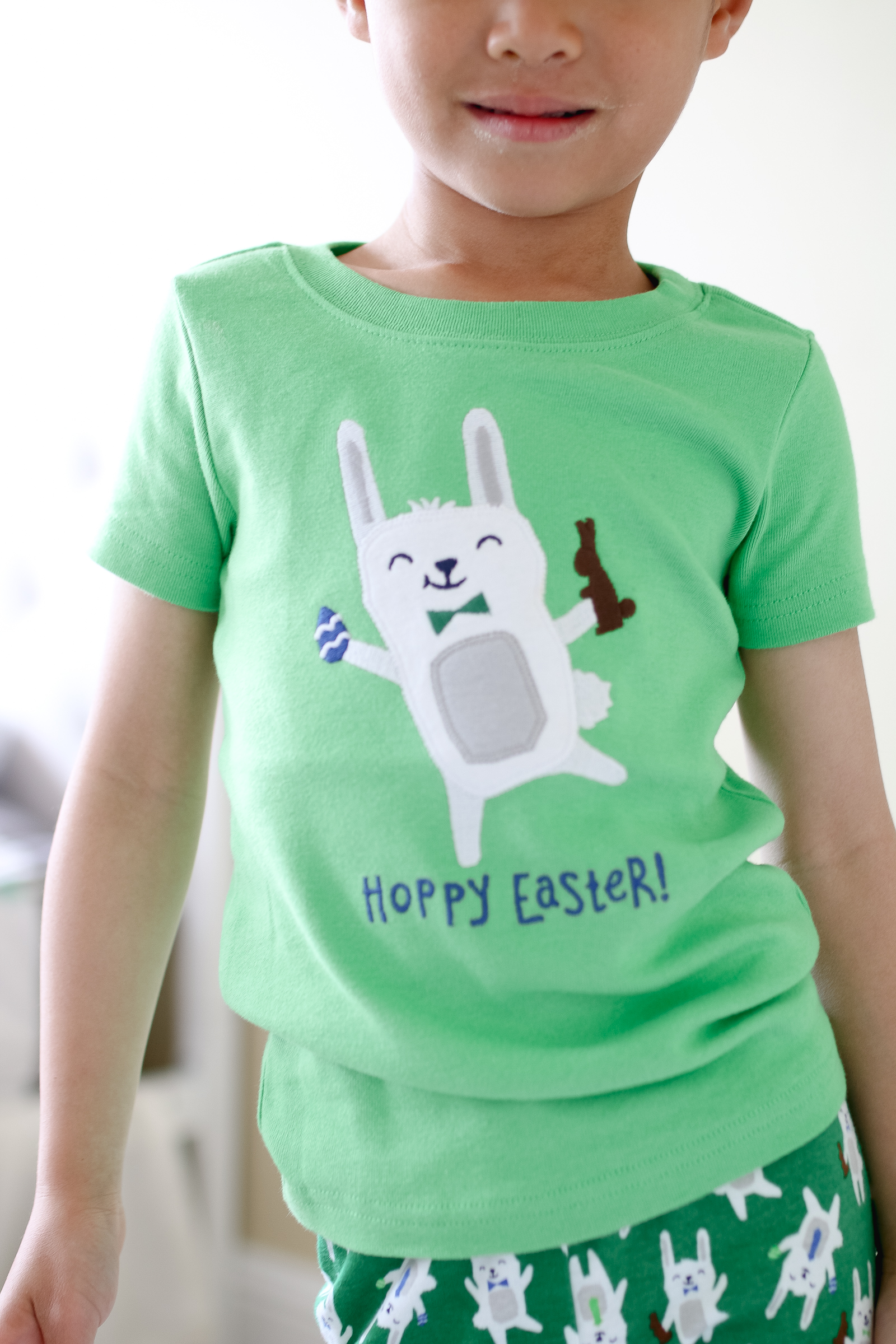 Easter Pajamas for Kids