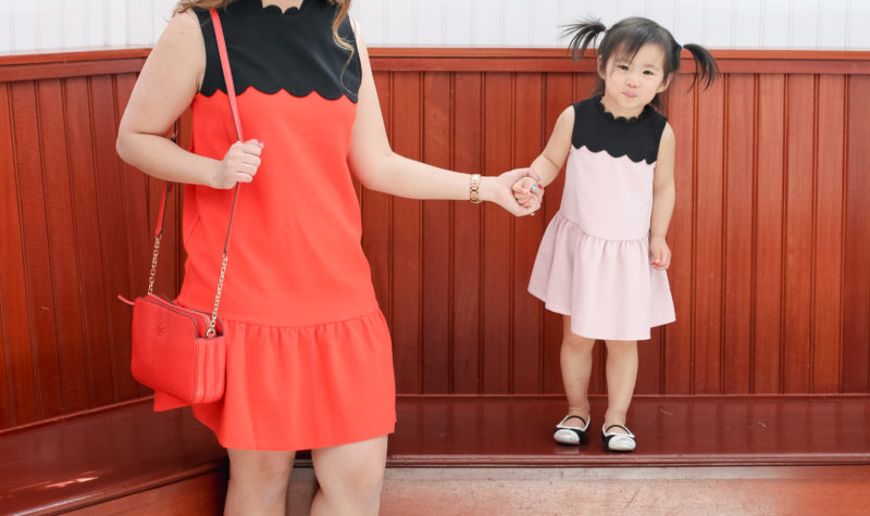 Mommy and Me Outfits from Victoria Beckham Collection for Target