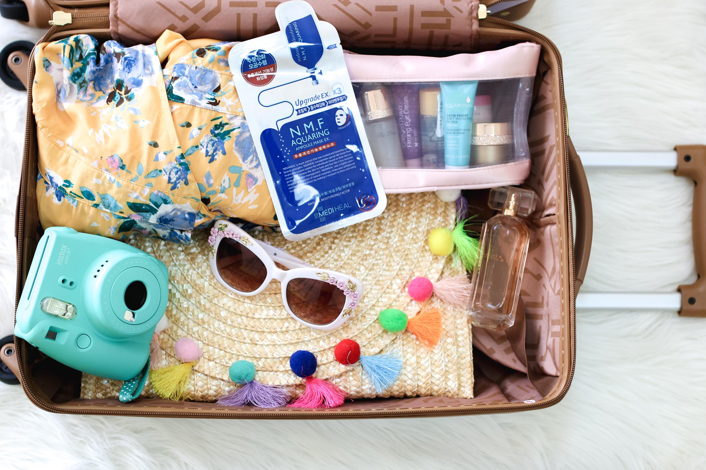 My Korean Skincare Routine with SKYN BOX by Utah fashion blogger Sandy A La Mode