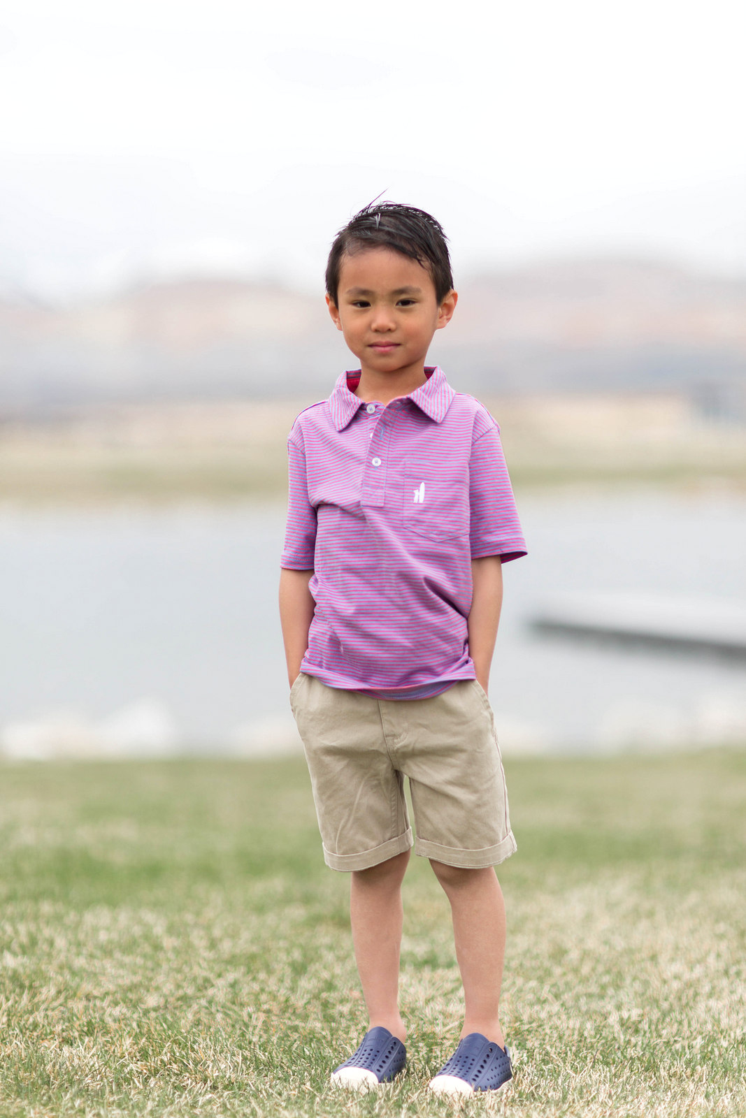 Sibling Style: Kid's Casual Spring Outfits by Utah fashion blogger Sandy A La Mode