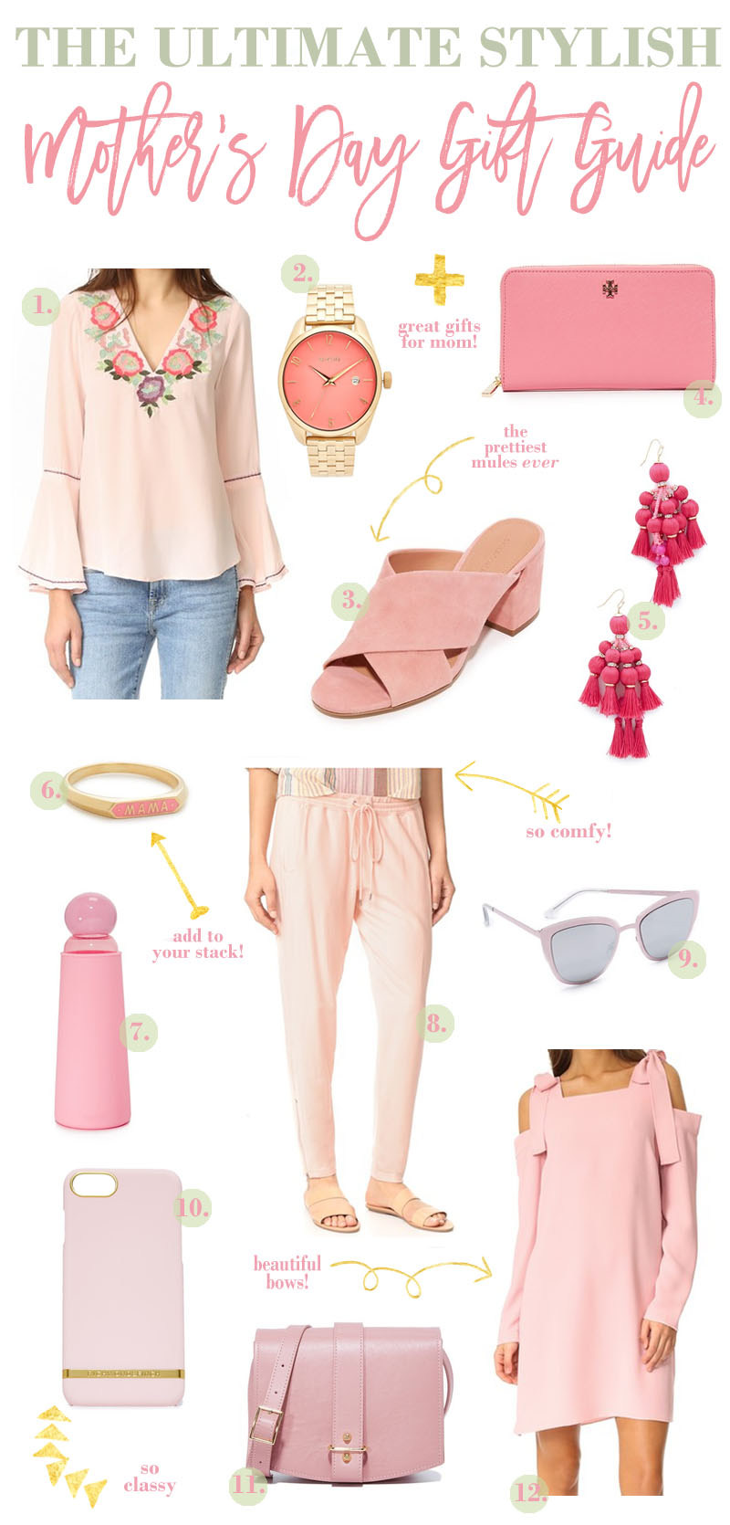 Unique & Stylish Gifts For Mom + Shopbop Sale Details by Utah fashion blogger Sandy A La Mode
