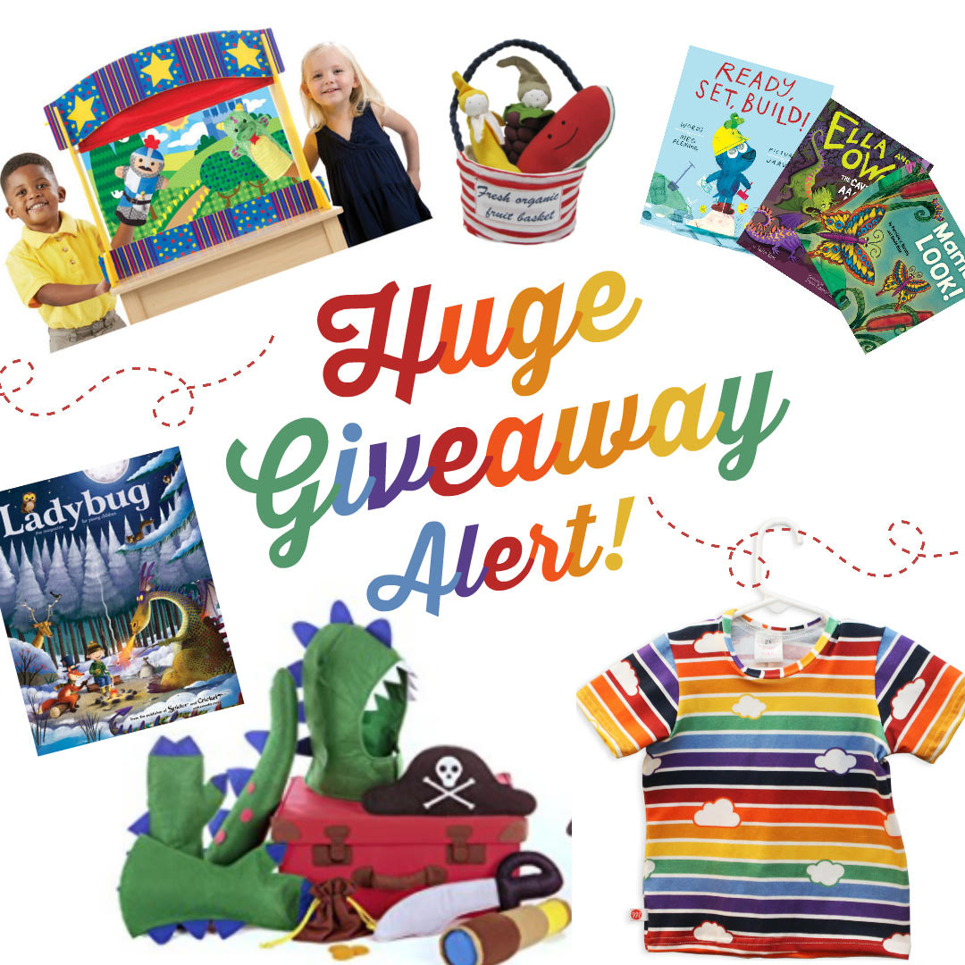Spring into Imagination Giveaway