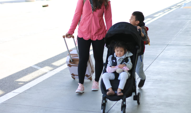 Five Travel Hacks for Traveling with Little Ones