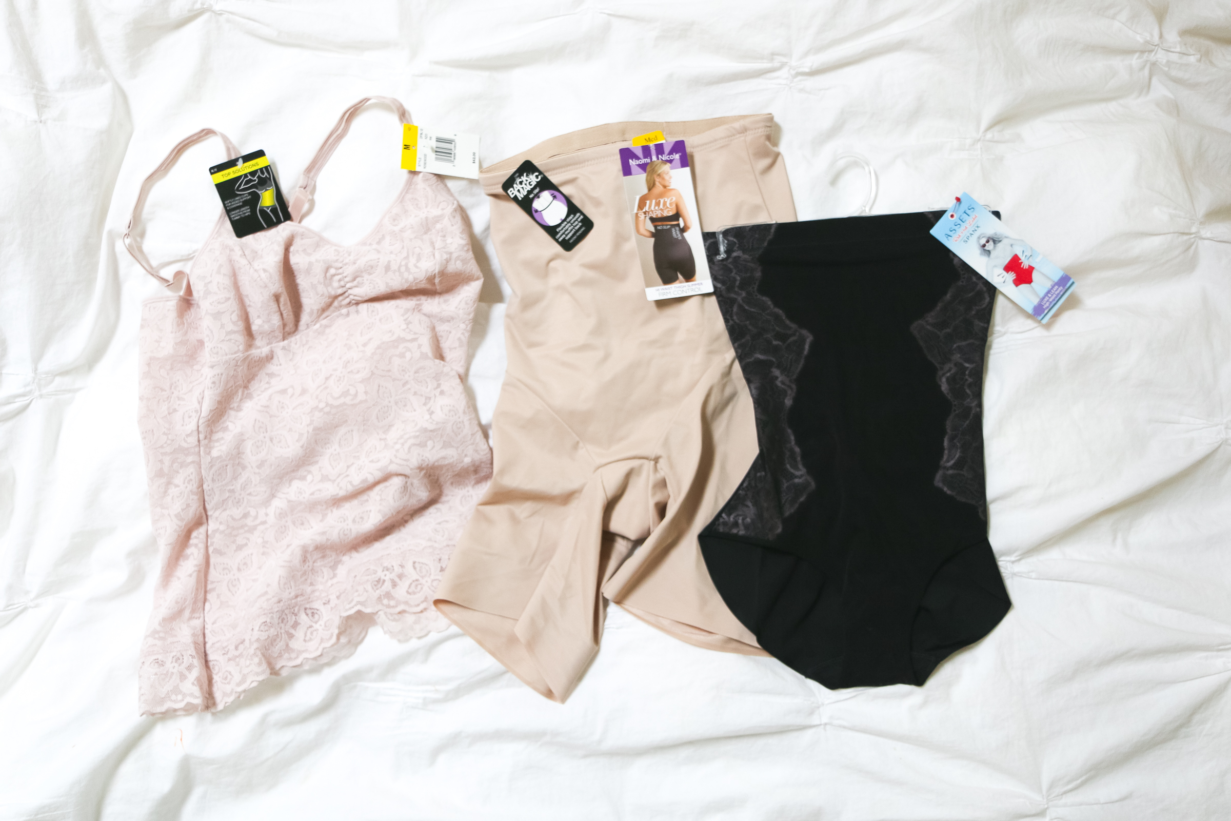 3 Body Shapewear Pieces That Every Mom Needs by Utah fashion blogger Sandy A La Mode