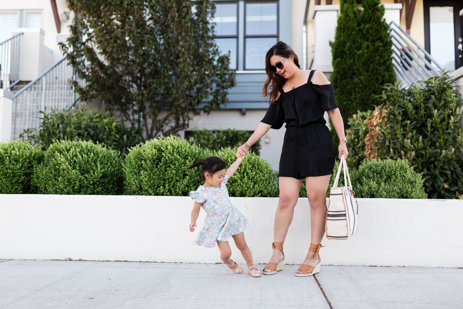 52e2b5b56b3 Mother s Day Style with Vince Camuto Clothing by fashion blogger Sandy A La  Mode ...