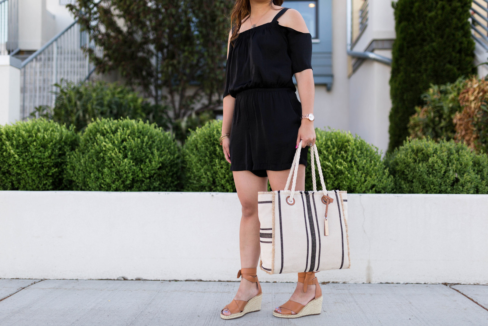 Mother's Day Style with Vince Camuto Clothing by fashion blogger Sandy A La Mode