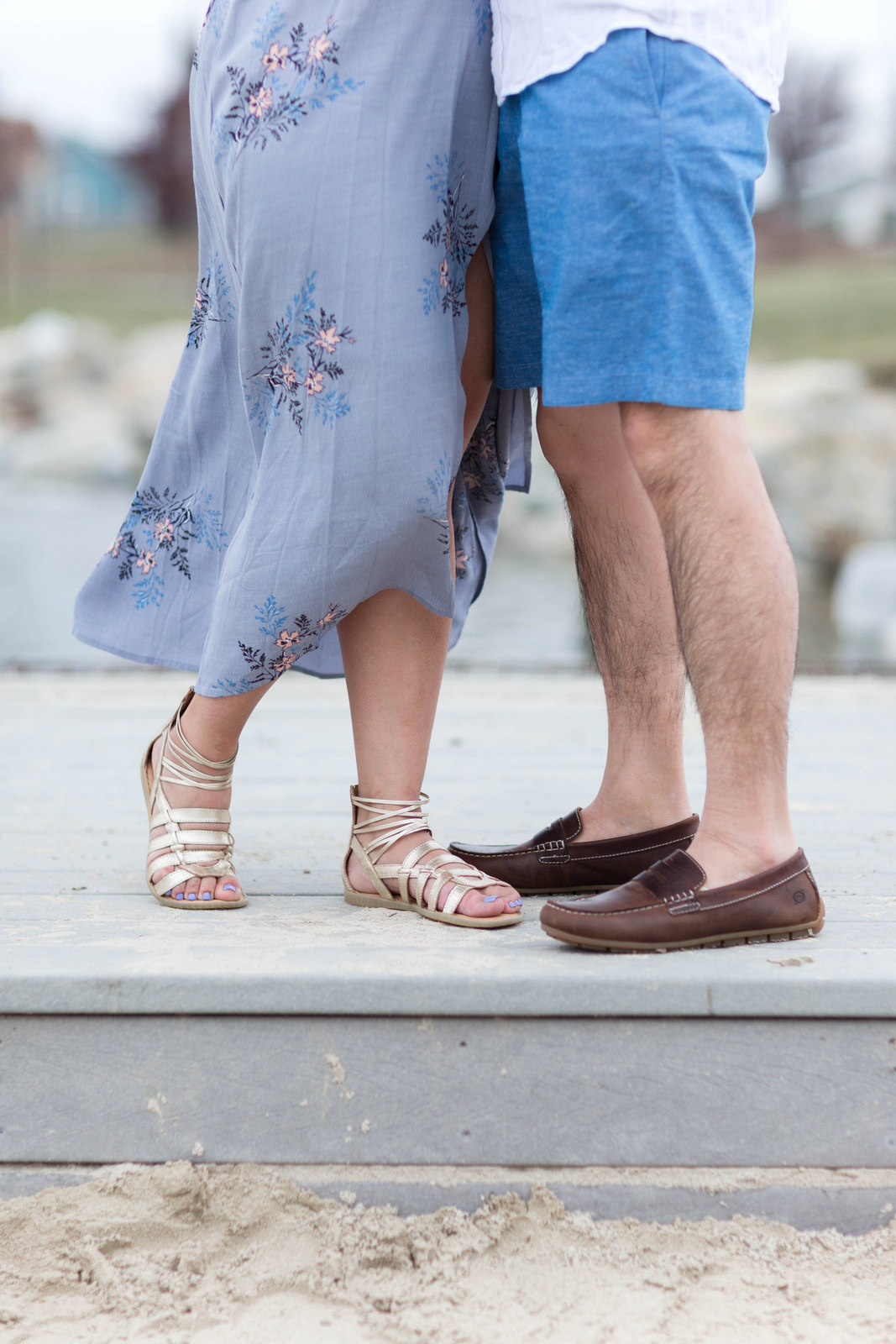 How We'll Be Spending Mother's Day with our Born Shoes by fashion blogger Sandy A La Mode