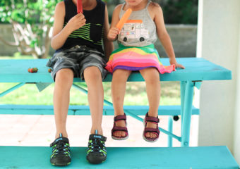 Sport Sandals for Active Boys and Girls
