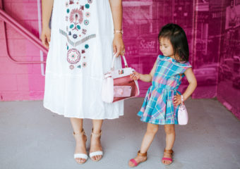 Summer Sandals For Mamas and Minis