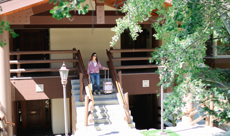 A relaxing Park City Resort staycation at Stein Eriksen Lodge