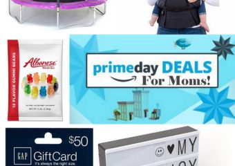 Amazon Prime Day 2017: Best Deals For Moms