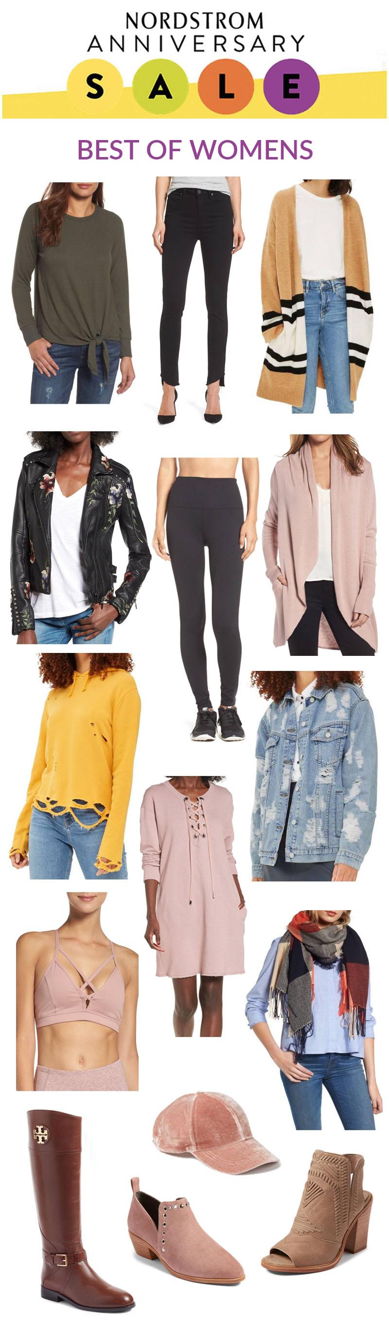 Nordstrom Sale 2017: Women's Fashion Must Haves by Utah fashion blogger Sandy A La Mode