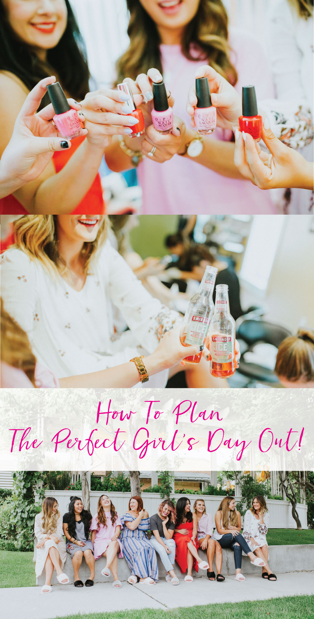 How To Plan The Perfect Girls Day Out! by popular Utah blogger Sandy A La Mode