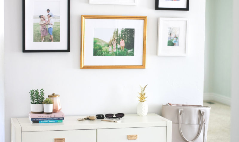 Our New Home Big Reveal: Stylish Entryway Decor Ideas