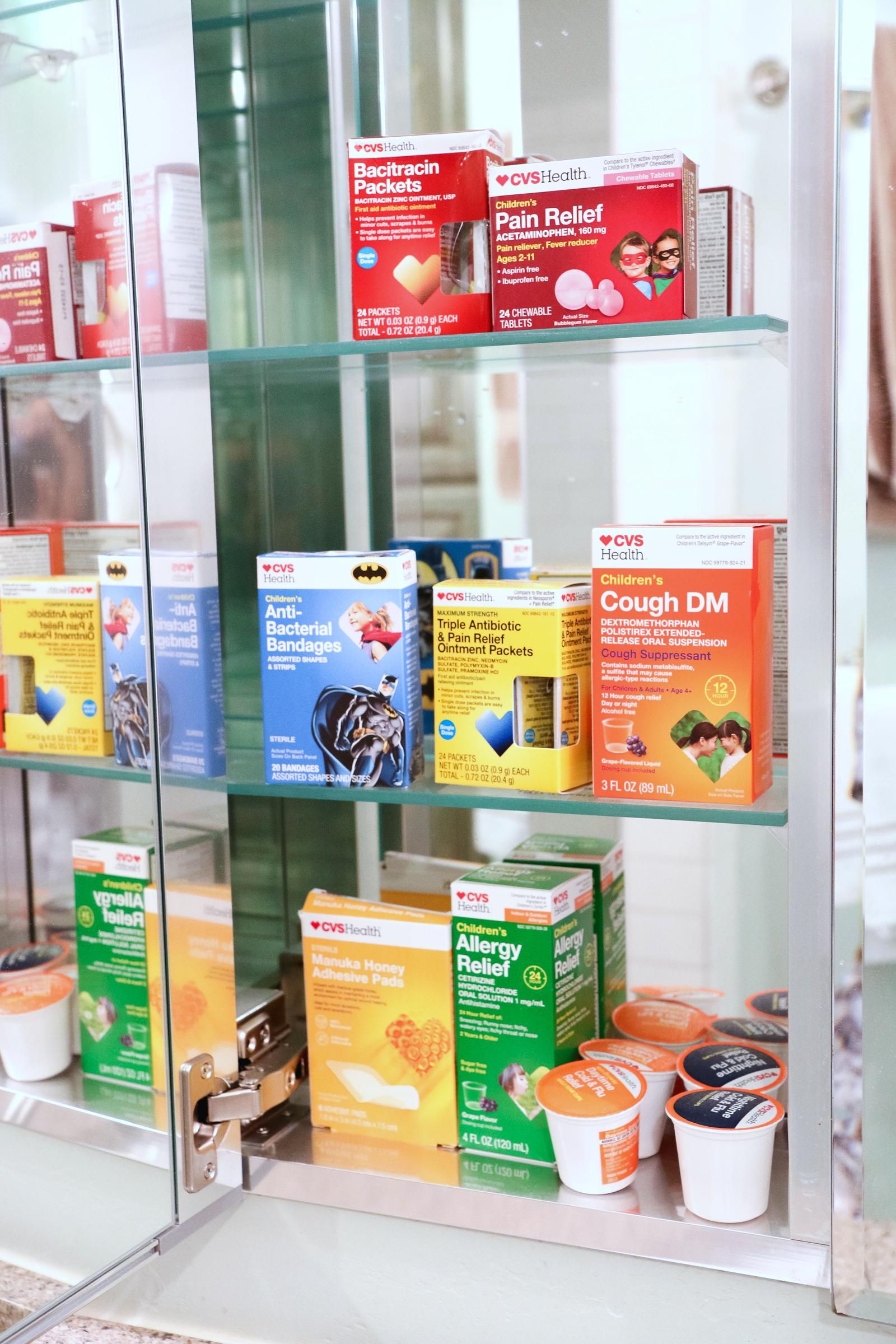7 Family Medicine Cabinet Essentials Sandyalamode
