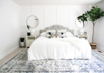 Our New Home Big Reveal: Master Bedroom Design Ideas