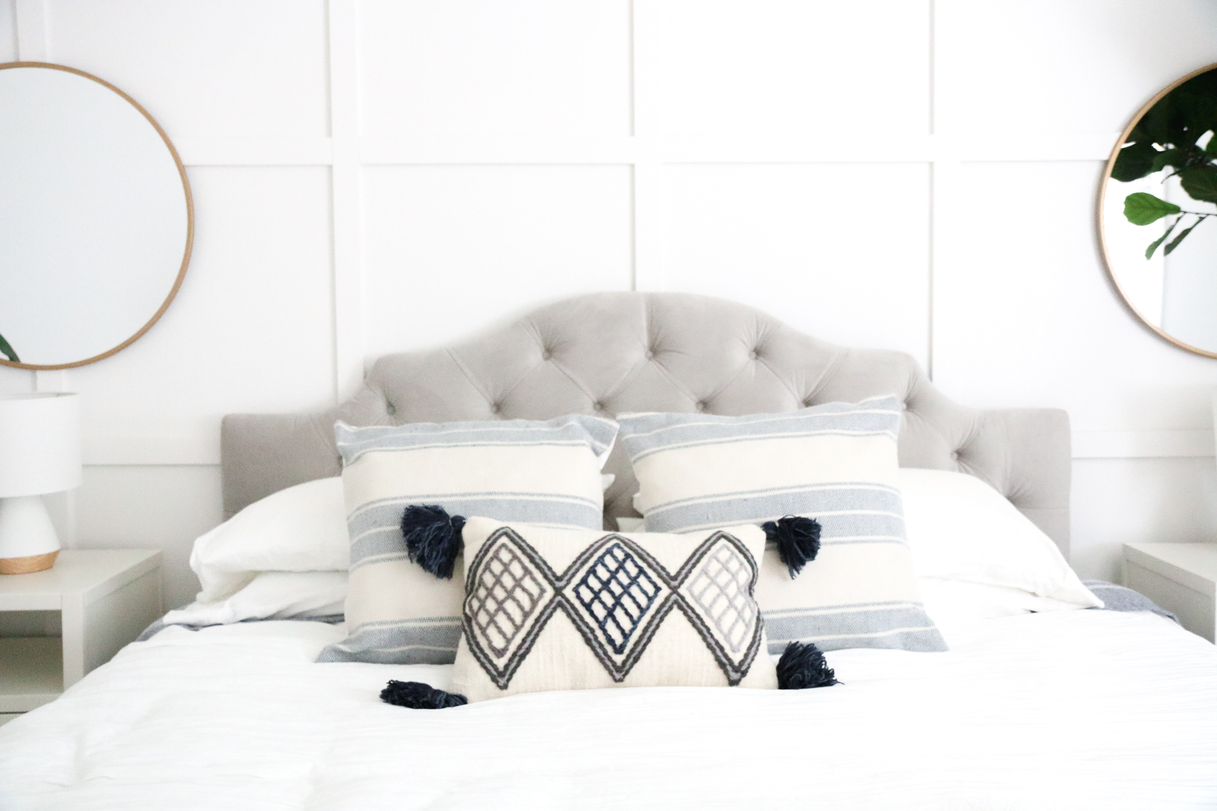 Our New Home Big Reveal: Master Bedroom Design Ideas by Utah fashion blogger Sandy A La Mode