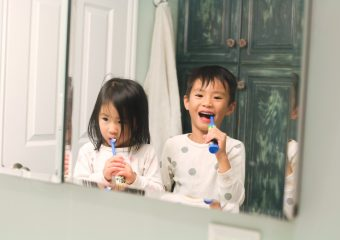 Child Brushing Teeth: How I Got My Kids To Brush Their Teeth For Two Whole Minutes!