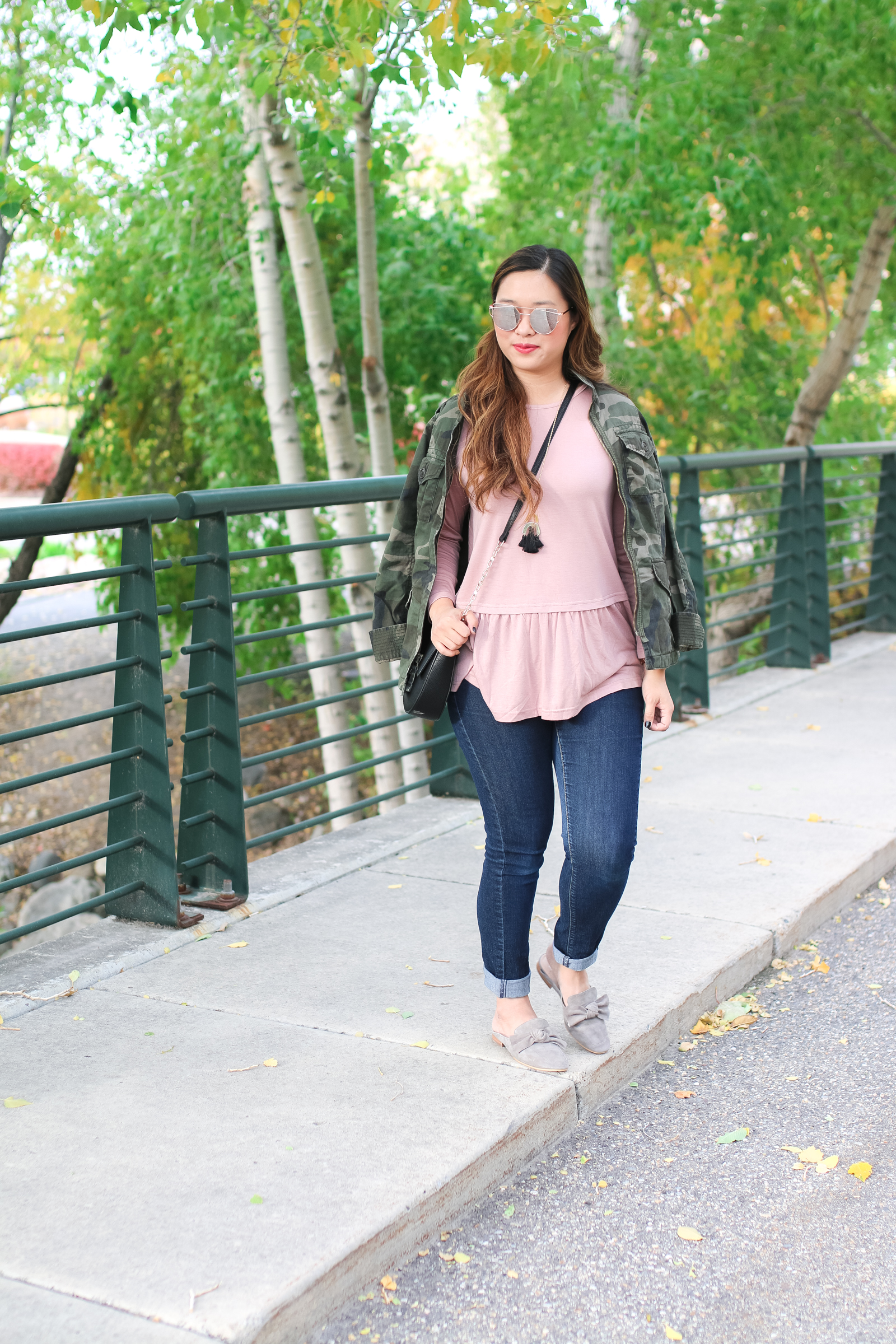11 Trendy & Chic Camo Clothing For Fall by Utah fashion blogger Sandy A La Mode
