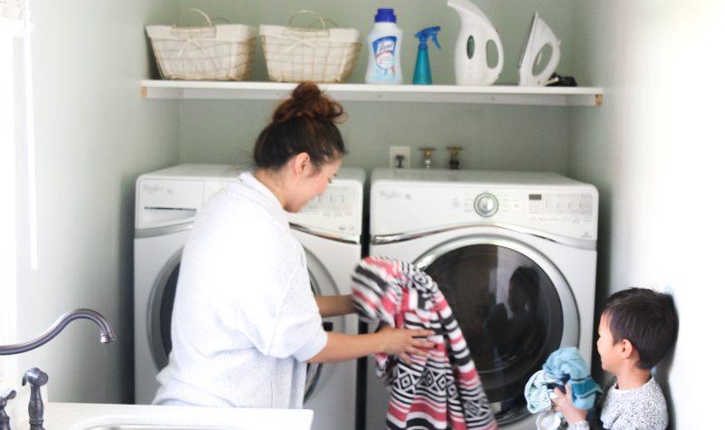 The Laundry Sanitizer Every Mom Needs