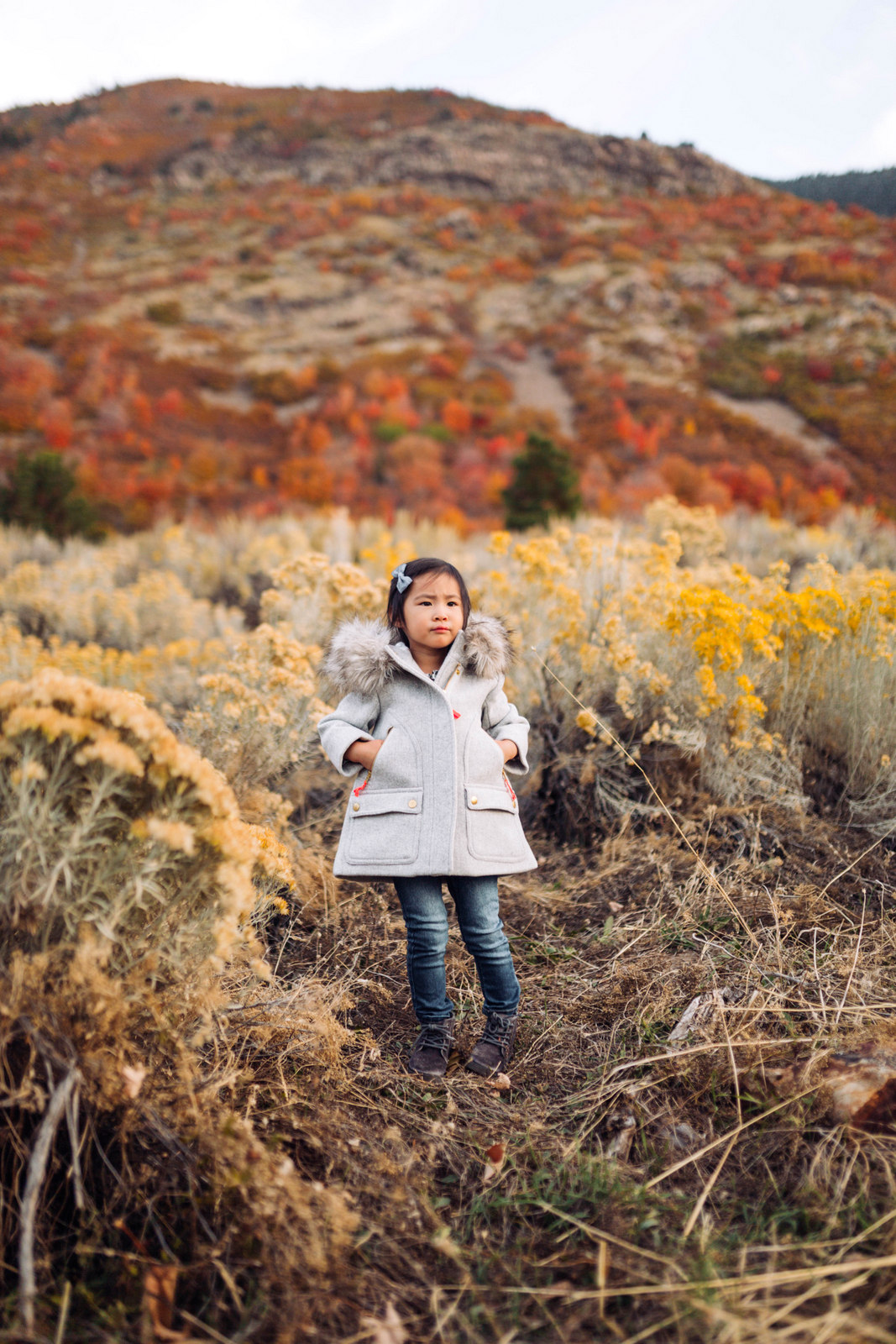 Mommy and Me Outfits: Chateau Parka by popular Utah fashion blogger Sandy A La Mode