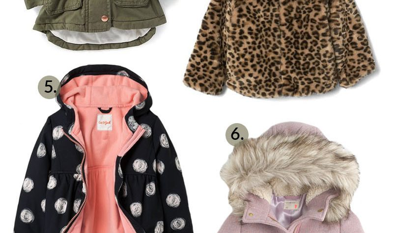 The Best Toddler Coats for Fall & Winter